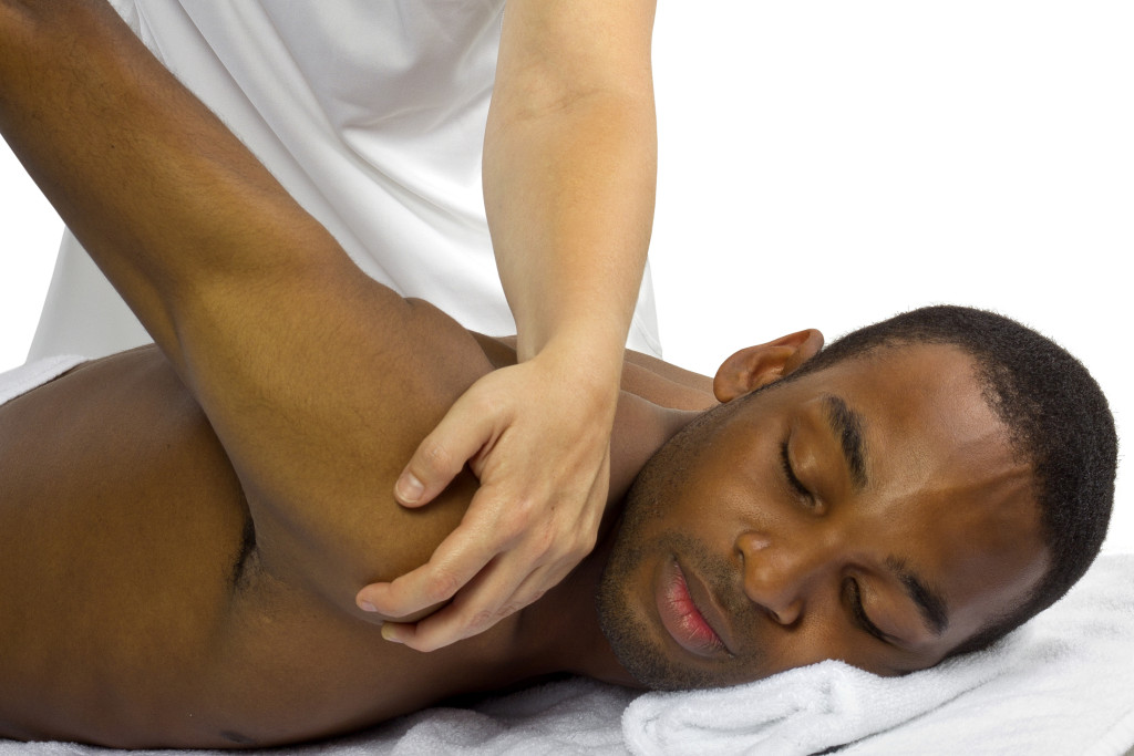 Massage in Long Beach
