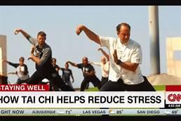 Medical Tai Chi on CNN